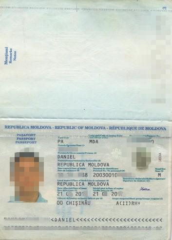 образец перевода паспорта с таджикского на русский